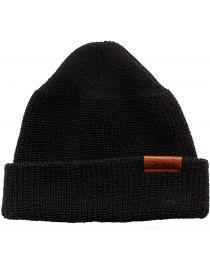Шапка Merino Wool Black