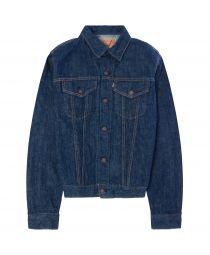 Куртка 60's Denim Onewash