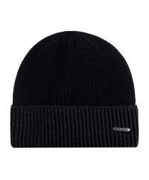 Шапка Beanie Merino Wool Charcoal Black