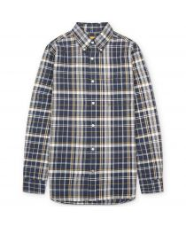 Рубашка Classic Button Down Navy/White