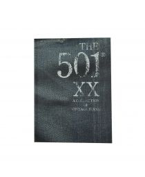Книга The 501XX A Collection Of Vintage Jeans