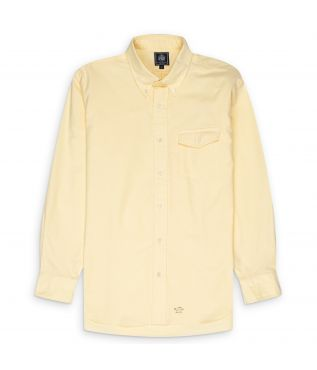 Рубашка Oxford Button Down Yellow
