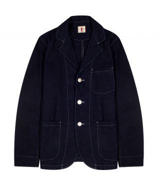 Куртка Cotton Duck Indigo
