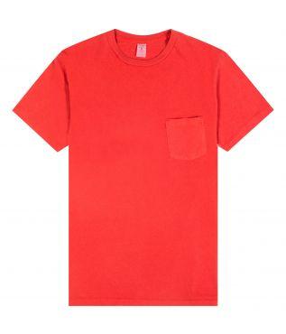 Футболка Pigment Pocket Red