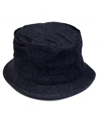 Панама Pork Pie Hat 10oz Black