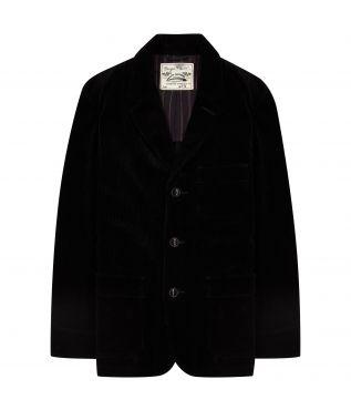 Пиджак 3 Button Corduroy Black