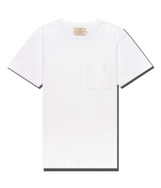 Футболка Heavy Duty Pocket White