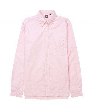 Рубашка Oxford Button-Down Pink