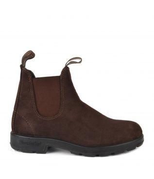 Ботинки 1458 Brown Suede