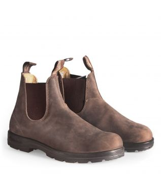 Ботинки 585 Rustic Brown Leather