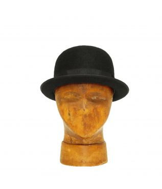 Шляпа Bowler Black