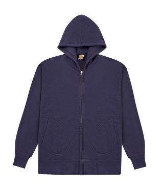 Толстовка Cotton Zip Navy