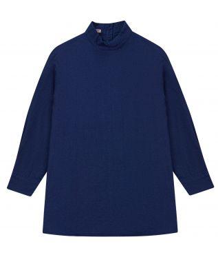 Рубашка Dobby Indigo