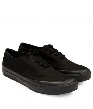 Кеды M031 Belted Low Canvas Black