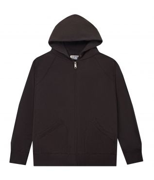 Толстовка Hooded Zip Sweat Black
