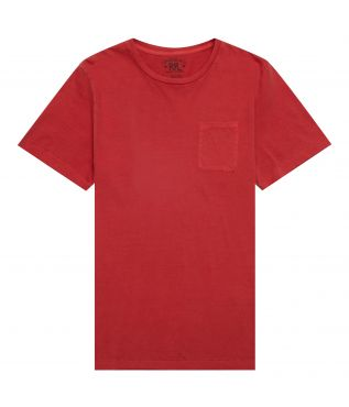 Футболка Crew Cotton Heartland Red