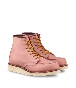 "Ботинки 3387 6"" Women's Moc Toe Rose Boundary"