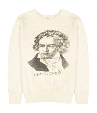 Толстовка Faded Beethoven Cream