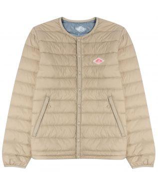 Куртка Nylon Down New Beige