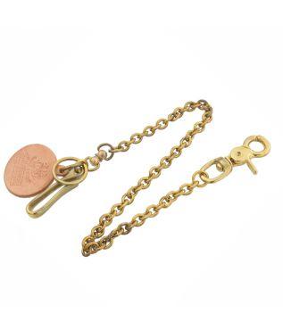 Цепь Biker Style Brass