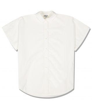 Рубашка Kimono Sleeve White