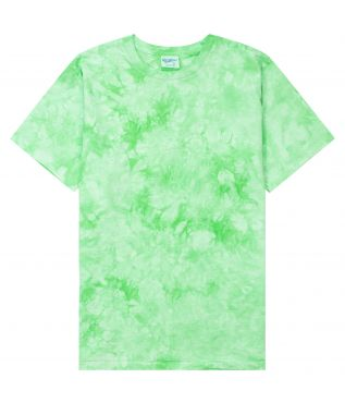 Футболка Plain Tye Dye Lime