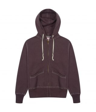 Толстовка Full Zip Dark Brown