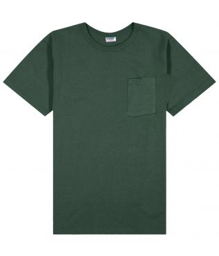 Футболка Heavy Pocket Green