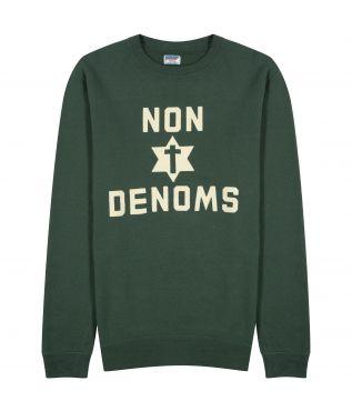 Толстовка Non Denoms Green