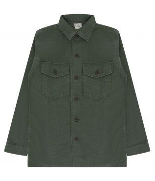 Рубашка US Army Used Green