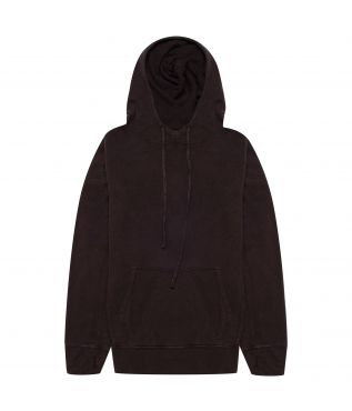 Толстовка Maui Hooded Washed Black