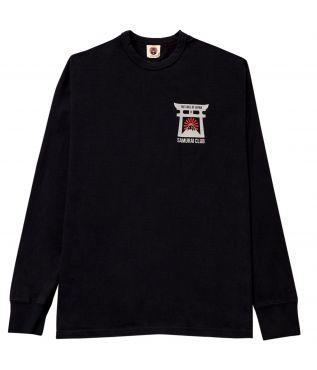 Лонгслив The Soul Of Japan Black