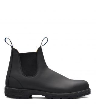 Ботинки 566 Thermal Black Leather