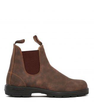 Ботинки 585 Rustic Brown Leather