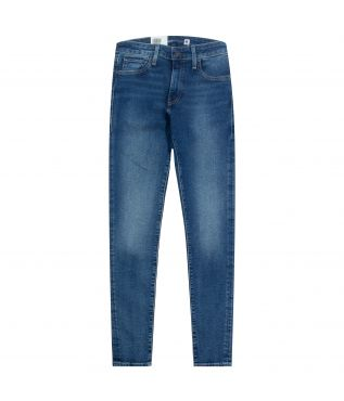 Джинсы 721 High Rise Skinny West Coast Blues Wash