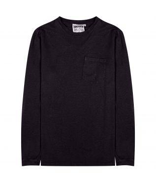 Лонгслив Baja Pocket Black