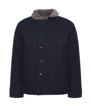 Куртка Type N1 Deck Parka Navy