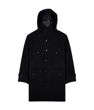 Куртка Wool Field Parka Navy