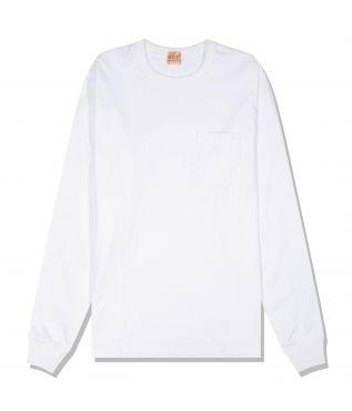 Лонгслив Plain Off-White