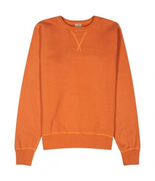 Толстовка Cotton Solid Orange