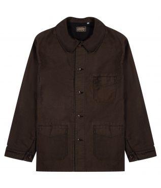 Куртка Moleskine Herringbone Olive