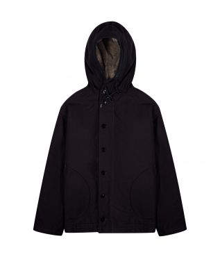 Куртка Cotton N-1 Hood Jacket Navy