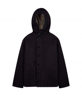 Куртка Cotton N-1 Hood Jacket Navy