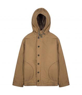 Куртка Cotton N-1 Hood Jacket Khaki