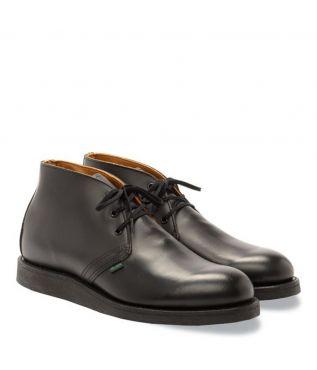 Ботинки 9196 Postman Chukka Black Chaparral