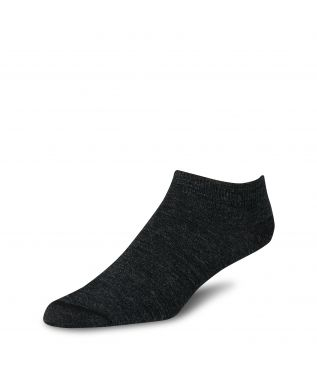 Носки Wool Footie Liner Charcoal