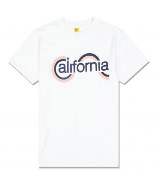 Футболка California White