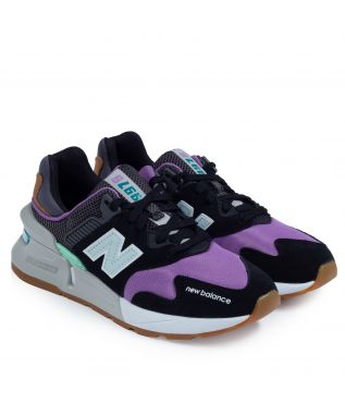 Кроссовки 997 Sport Charcoal purple