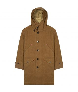 Куртка Wool Field Parka Beige