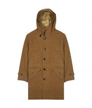 Куртка Wool Field Parka Beige